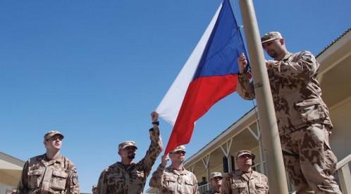 Mise českých vojáků