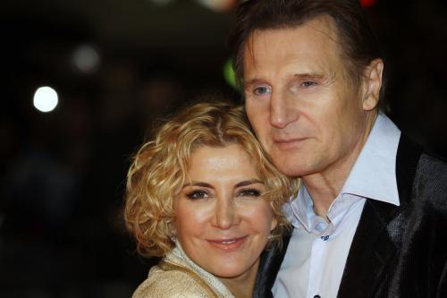 Natasha Richardsonová a Liam Neeson