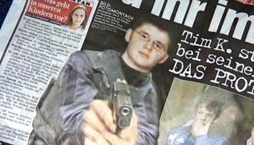 Tisk o masakru ve Winnendenu