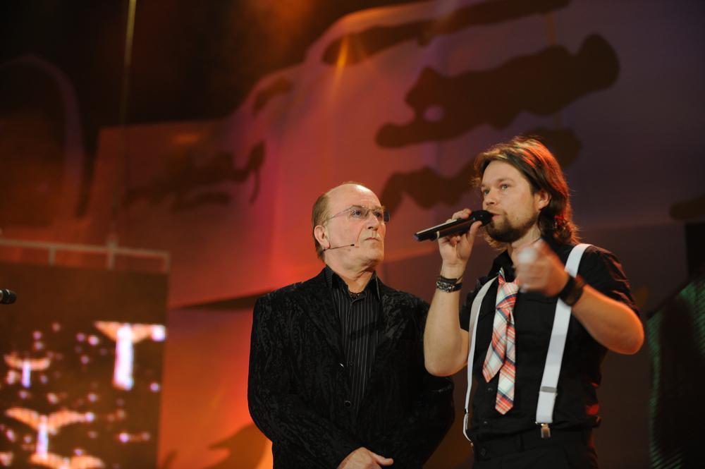 Petr Janda a Richard Krajčo