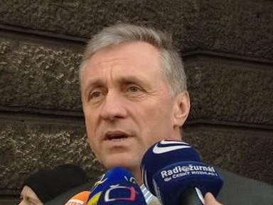 Mirek Topolánek