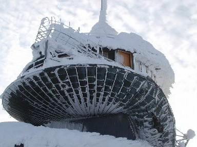 Observatoř na Sněžce