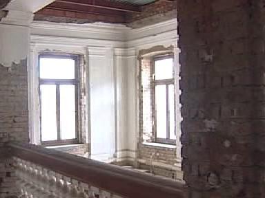 Interiér rekonstruované školy