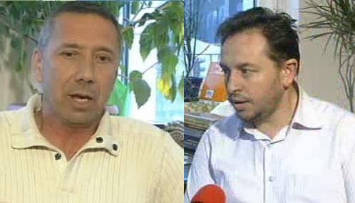 Ahmed Bašev a Murat Bošnak