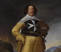 Generál Baltasar Marradas (pol. 17. st.)