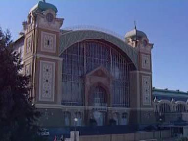 Veletržní palác