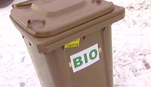 Kontajner na bioodpad