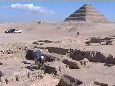 Naleziště v Luxoru