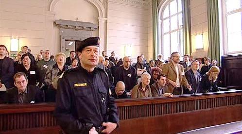 Soud s Josefem Fritzlem