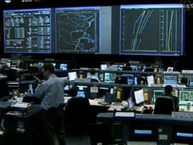 Řídicí středisko NASA