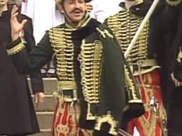 Oslavy 161. výročí protihabsburského povstání