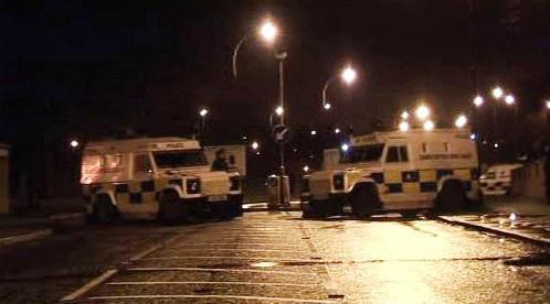 Irská policie