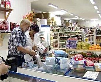 Kontrola potravin