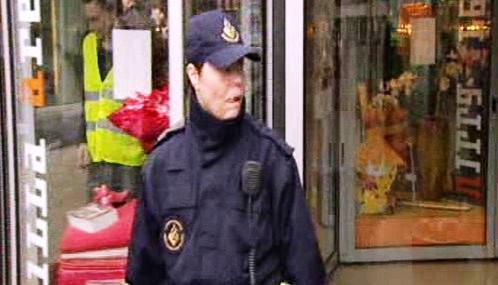 Nizozemská policie