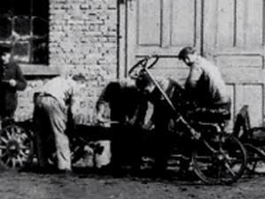 Výroba Opelu