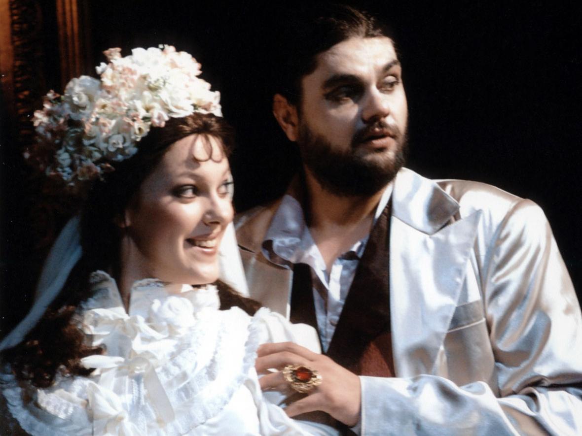 Potrestaný prostopášník aneb Don Giovanni