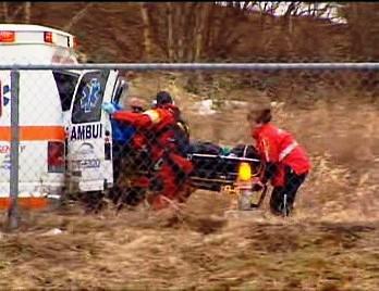 Kanadští záchranáři