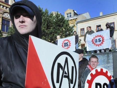 Demonstrace Dělnické strany