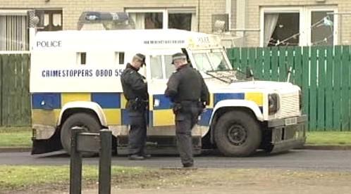 Policie v Severním Irsku