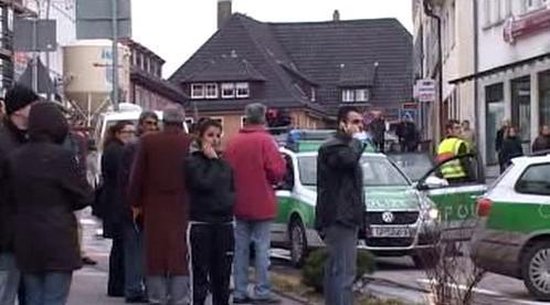 Střelba v německém Winnendenu