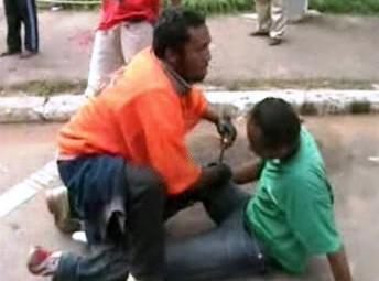 Nepokoje na Madagaskaru