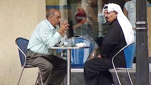 Arabští turisté