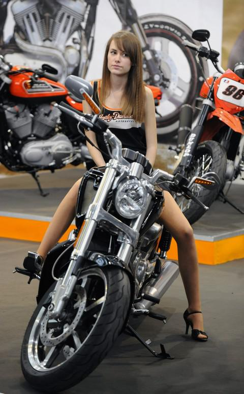 Motocykl 2009