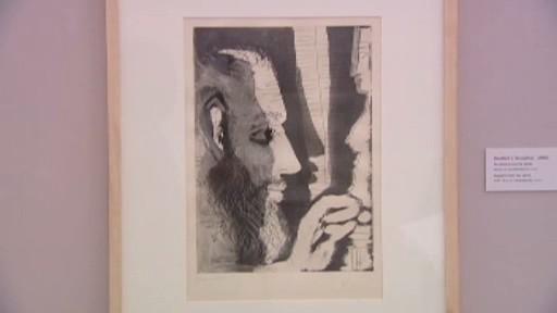 Grafika Pabla Picassa
