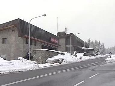 Bývalá celnice v Harrachově