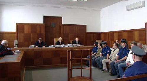 Soud s vrahy Němce