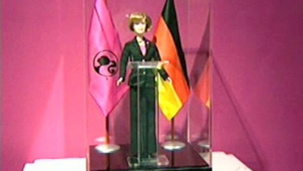 Barbie - Angela Merkelová
