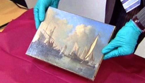 Nizozemská policie zadržela ukradené obrazy