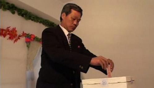 Severokorejci volí do parlamentu