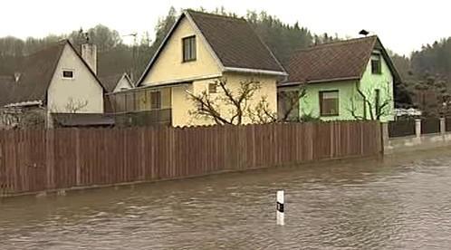 Zaplavené chaty