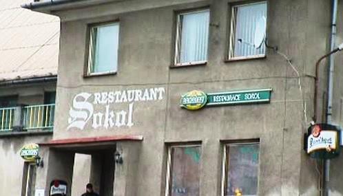 Restaurace Sokol v Petřvaldu