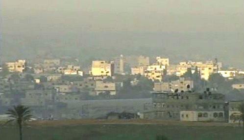 V Gaze panuje křehké příměří