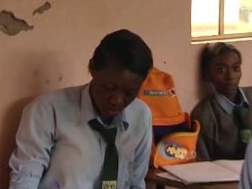 Škola v Zambii