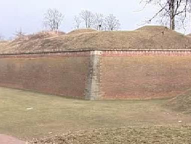 Josefovská pevnost v Jaroměři