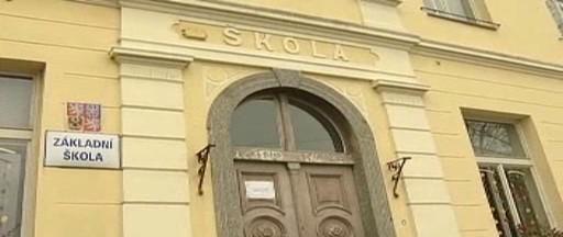 škola v Borotíně