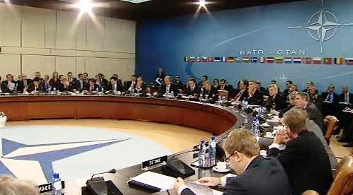 Schůzka ministrů zahraničí NATO