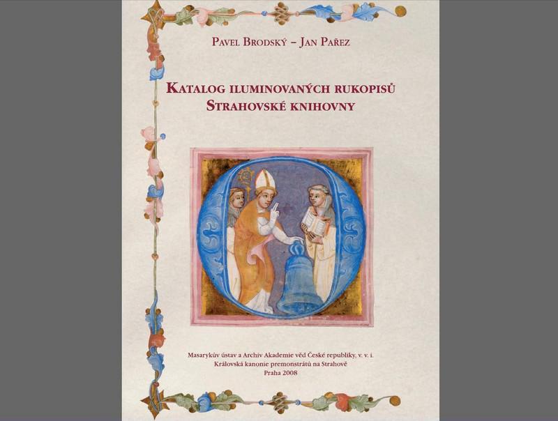 Katalog iluminovaných rukopisů