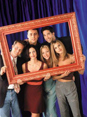 Hvězdy seriálu Přátelé