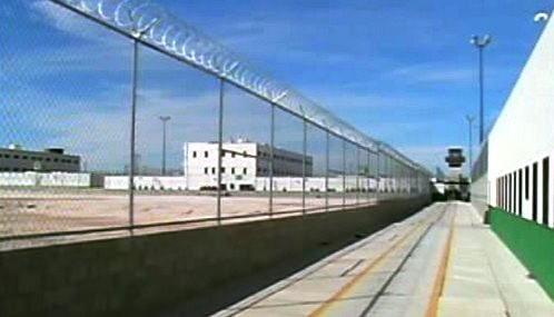 Věznice v mexickém Juarézu