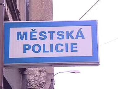 Logo městské policie v Jablonci nad Nisou
