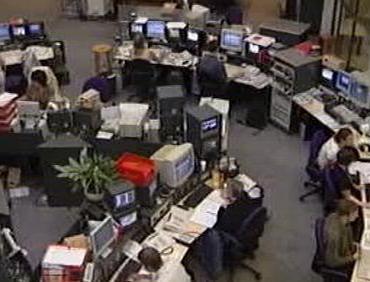 Newsroom televize BBC