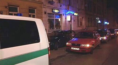 Chebský bar Santiago