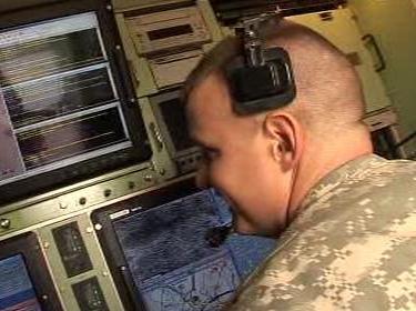 Řídící centrum bezpilotních letounů
