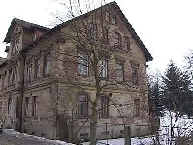 Obytný dům ve Vesci