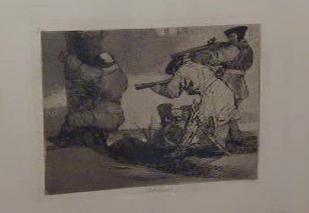 Francisco Goya: Hrůzy války