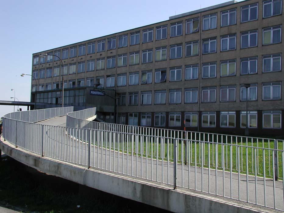 Mostecká nemocnice